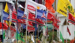 Survei: 5 Parpol Aman Melenggang ke Senayan