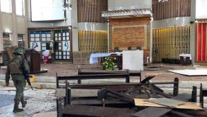 Pasutri Indonesia Diduga Pelaku Bom Bunuh Diri di Katedral Jolo Filipina