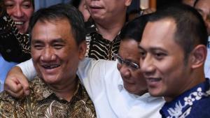 Andi Arief Sebut Koalisi Prabowo-Sandi Diisi Setan Gundul
