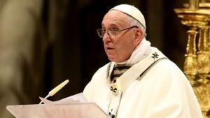 Paus Fransiskus Sampaikan Belasungkawa Meninggalnya Uskup John Philip Saklil