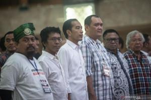 Jokowi: Lima Tahun ke Depan Saya Tak Memiliki Beban