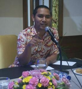 Forum Mahasiswa dan Pemuda Ngada Jabodetabek Resmi Dibentuk, Emild Kadju Jadi Ketua Perdana
