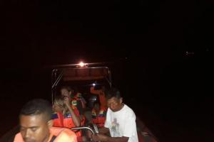Angkut 5 Wisatawan Jepang, Kapal Tenggelam di Pulau Padar, Mabar