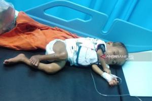 Bayi Gizi Buruk di Kupang Dianiaya Ayah Kandung hingga Patah Kaki