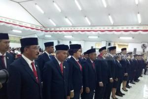 40 Anggota DPRD Kupang Dilantik, Viktor Laiskodat: Jangan Cederai Hati Rakyat