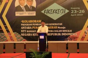 Viktor Laiskodat: Jokowi Tak Punya Kesalahan, Jangan Coba-coba Turunkan!