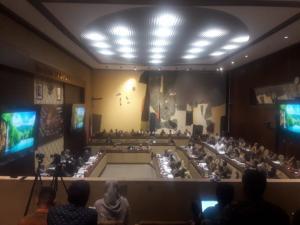 KPU Minta DPR Revisi UU Larang Eks Napi Korupsi Ikut Pilkada