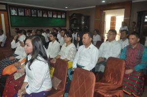18 Diplomat Senior dari Kemenlu RI Kunjungi Kabupaten Manggarai