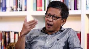 PDIP Akan Polisikan Rocky Gerung Soal Jokowi Tak Paham Pancasila