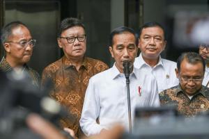 BPIP Minta Jokowi Tunjuk Pengganti Ma`ruf Amin dan Mahfud MD