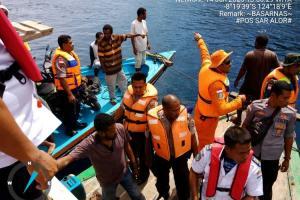 Kapal Motor Patah As di Perairan Alor, 42 Penumpang Selamat