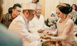 Menikah, Mario G Klau Diduga Pindah Agama