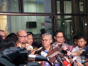 Ketua KPU Kembali di Periksa KPK Terkait Kasus Harun Masiku