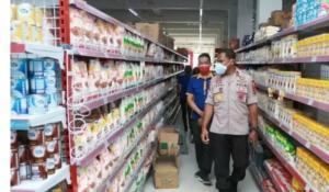 Polisi Kesulitan Terapkan Protokol Kesehatan di Pasar Tradisional Kupang