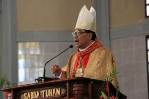 Uskup Ruteng Sampaikan Pesan Bagi Umat Muslim di Hari Raya Idul Fitri