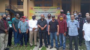 Melchias Mekeng Dorong Warga Maumere Jakarta Berwirausaha di Tengah Pandemi