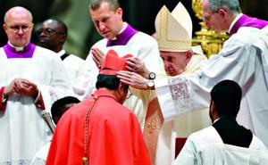 Menag Fachrul Ucapkan Selamat Kardinal Suharyo Masuk Dewan Kepausan