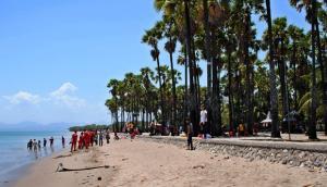 Pantai Lasiana Bakal Jadi Pusat Wisata Kuliner di Kupang