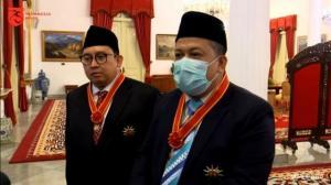 Pelajaran di Balik Penganugerahan Bintang Mahaputra Duo Fadli-Fahri