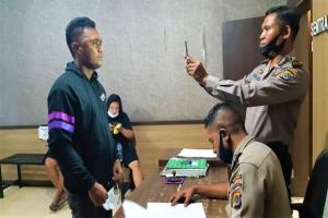 Seorang Anggota Brimob di Maumere Dikeroyok Orang Tak Dikenal