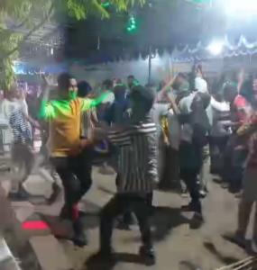 Zona Merah, Anak Muda di Kota Kupang Nekat Gelar Pesta