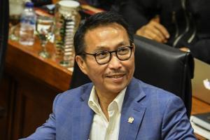 Herman Hery Minta Calon Kapolri Listyo Sigit Tambahkan Kuota Polisi dari NTT
