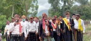 Momen Penti Beo Ruteng, Manggarai 2020