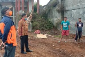 Antisipasi Lonjakan Pasien Covid-19, Ruangan Stadion Golo Dukal Direnovasi