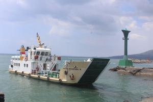 Pemkab Mabar Punya Kapal Tol Laut Gratis untuk Warga