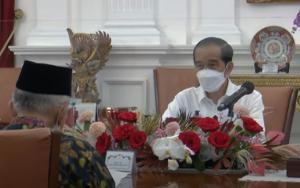 Temui Jokowi Soal Laskar FPI, Jawaban Mahfud MD Bikin Amien Rais Kecele