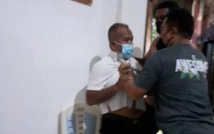 Viral, Pria Ngaku Anggota TNI AU Lanud Kupang Diduga Intimidasi Majelis Jemaat