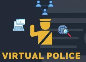 Masyarakat Setuju dengan Kehadiran Polisi Virtual