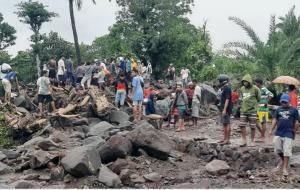 Update Korban Meninggal Bencana Alam NTT: Flotim 94, Lembata 19, Malaka 3 Orang