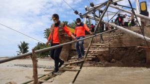 PUPR Gelontor Dana Rp300 Miliar Bangun 10 Jembatan di NTT