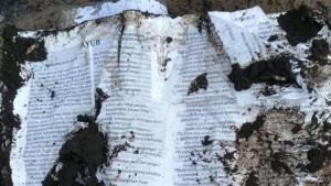 Viral, Alkitab Tersapu Banjir Bandang, Muncul Nasihat Nabi Ayub Bertahan dalam Penderitaan