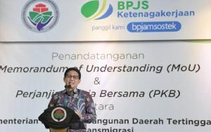 Kabar Baik bagi Pendamping Desa, Kini Resmi Jadi Anggota BPJS Ketenagakerjaan
