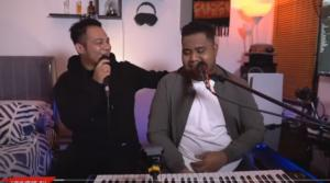 Duet Andmesh Kamaleng dan Mario Klau Galang Donasi: Kita Sayang NTT!