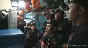 Nyesek, Lagu Perpisahan Awak KRI Nanggala-402 yang Tenggelam di Bali