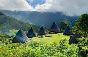 Menparekraf Harap Desa Wisata Jadi Lokomotif Kebangkitan Sektor Parekraf
