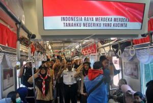 Mayoritas Responden Inginkan Lagu Indonesia Raya Diputar di Ruang Publik