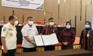 2.330 Pegawai Non ASN di Kota Kupang Dapat Perlindungan Sosial