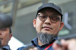 Tak Lulus TWK, Ferdinand Hutahaean Saran Novel Baswedan Cs Dibina BNPT
