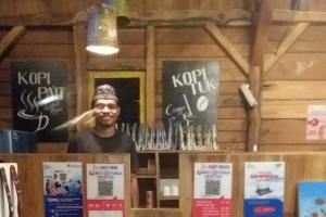 Lontart Galeri, Bangkitkan Asa Pengrajin Lokal di Labuan Bajo Mabar