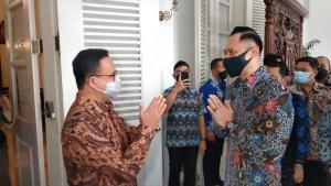 Pertemuan AHY-Anies Dinilai Jadi Peletup Awal Pilpres 2024