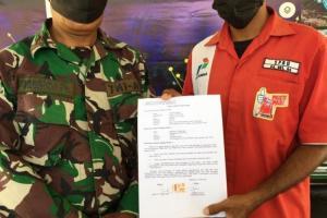 Kasus Anggota TNI Tampar Petugas SPBU di Maumere Berakhir Damai