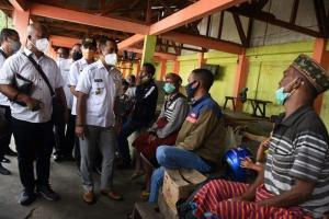 Pemkab Manggarai Bakal Jadikan Pasar Puni Kawasan Ramai