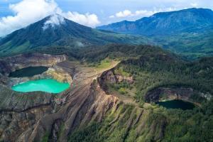 Pemprov NTT Minta Intervensi KLHK Terkait Air Danau Kelimutu yang Menyusut