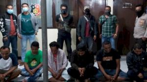 Operasi Preman di Maumere, Polisi Jaring 6 Pria di Pasar Alok