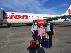 3 Tahun Tinggal dengan Pacar di NTT, Gadis Filipina Dideportasi