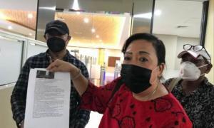 Marahi Staf Kemensos, Ketua DPRD Alor Adukan Bupati Amon Djobo ke Bareskrim Polri
